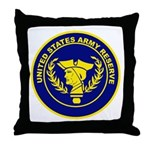 United States Army Reserve Throw Pillow