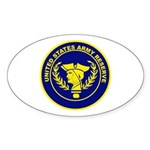 United States Army Reserve Oval Sticker