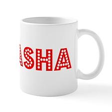 Retro Natasha (Red) Mug
