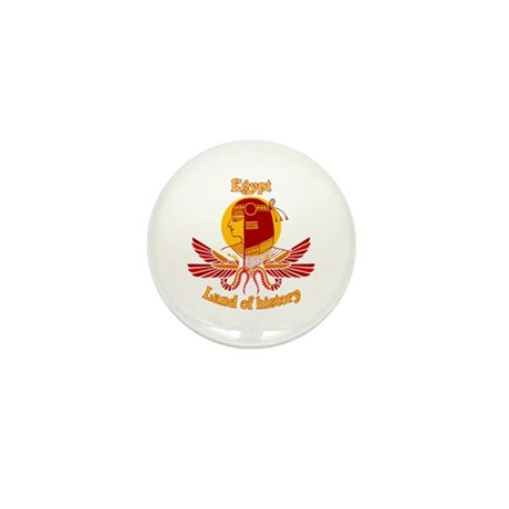 Egypt-Land of history Mini Button
