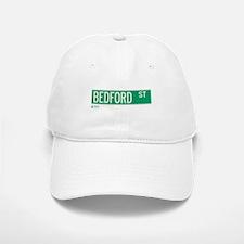 Bedford Street in NY Baseball Baseball Cap