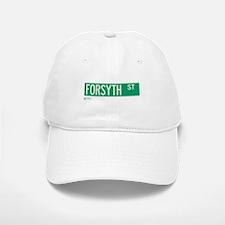 Forsyth Street in NY Baseball Baseball Cap
