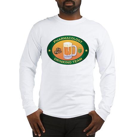 Pharmacology Team Long Sleeve T-Shirt