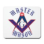 The Master Masons Mousepad