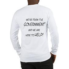 Vaccine Police Long Sleeve T-Shirt