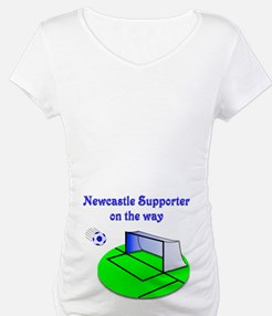 Newcastle Supporter on the way Shirt