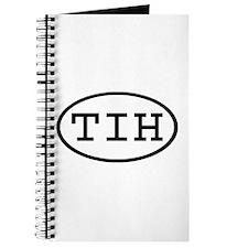 TIH Oval Journal