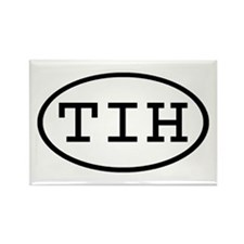 TIH Oval Rectangle Magnet (100 pack)