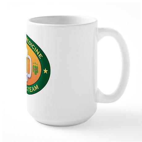 Nuclear Medicine Team Large Mug