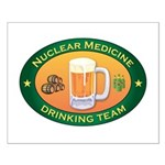 Nuclear Medicine Team Small Poster