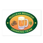 Nuclear Medicine Team Postcards (Package of 8)