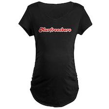 Retro Murfreesboro (Red) T-Shirt