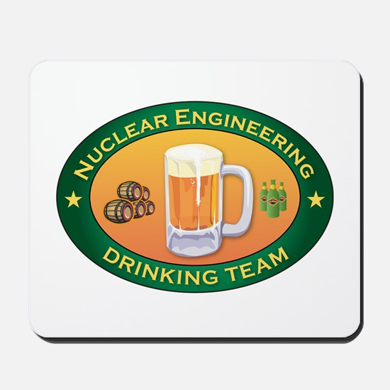 Nuclear Engineering Team Mousepad