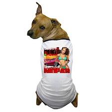 Cuda Girl Dog T-Shirt