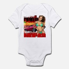 Cuda Girl Infant Bodysuit