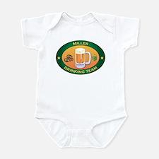 Miller Team Infant Bodysuit