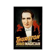 Thurston Magician Magnet