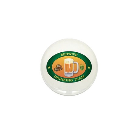 Midwife Team Mini Button (10 pack)