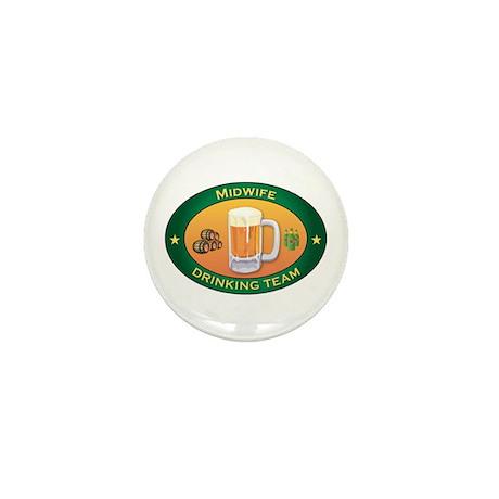 Midwife Team Mini Button (100 pack)