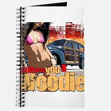 Woodie Girl Journal