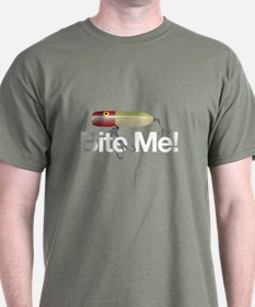 Fishing - Bite Me! T-Shirt