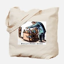 Cute Bullying workplace Tote Bag