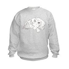 Bunny Puppy Sweatshirt