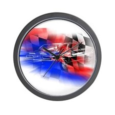 Camaro Style Wall Clock