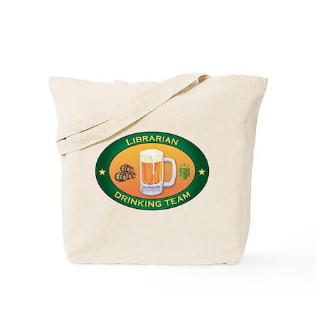 Librarian Team Tote Bag