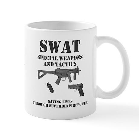 SWAT Coffee Mug