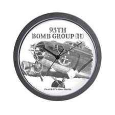 95th BG Wall Clock