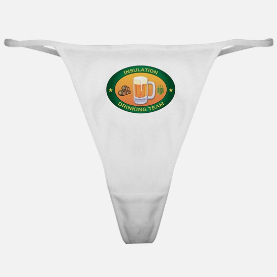 Insulation Team Classic Thong