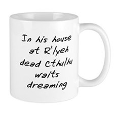 House at R'yleh (Large) Mug