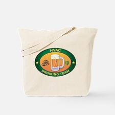 HVAC Team Tote Bag