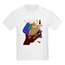 KIDS - Tyr - god of justice (white)