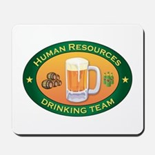 Human Resources Team Mousepad