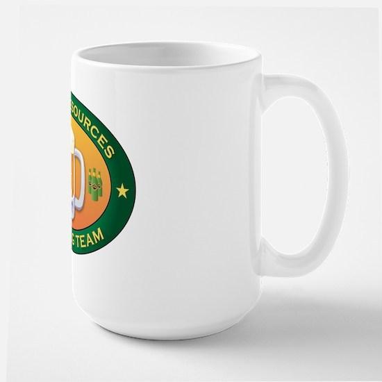 Human Resources Team Large Mug
