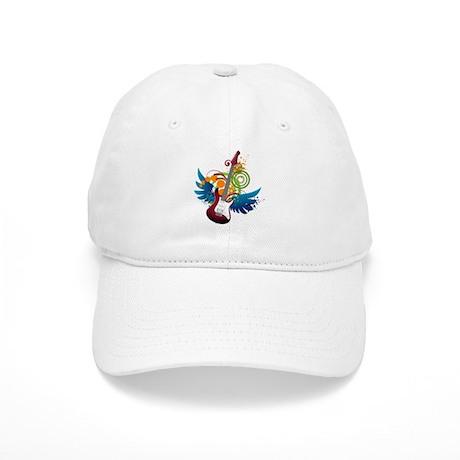 Guitar Fantasy Cap