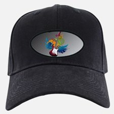 Guitar Fantasy Baseball Hat