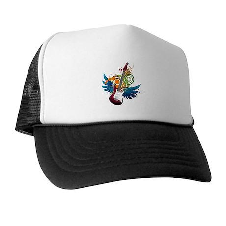 Guitar Fantasy Trucker Hat