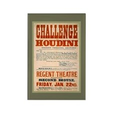 Houdini Challenge Magnet