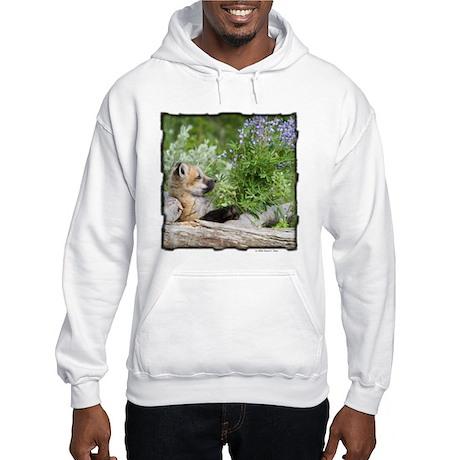 Red Fox Kit Hooded Sweatshirt