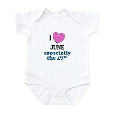 PH 6/17 Infant Bodysuit