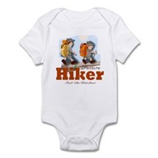 Future Hiker Like Grandma Baby Infant Bodysuit