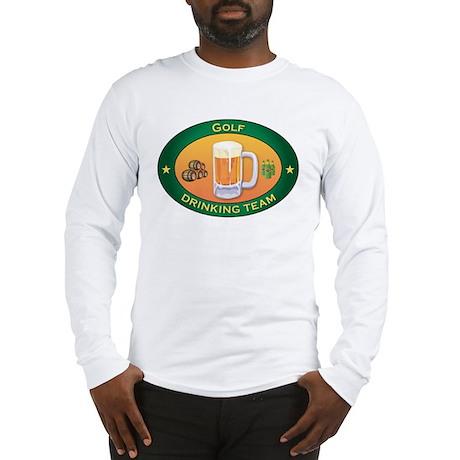Golf Team Long Sleeve T-Shirt