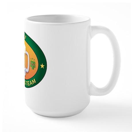 Golf Team Large Mug