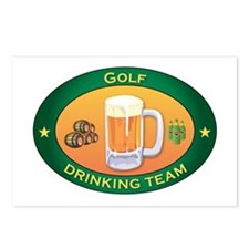 Golf Team Postcards (Package of 8)