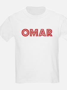 Retro Omar (Red) T-Shirt
