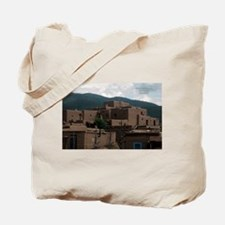 Cute Pueblo Tote Bag