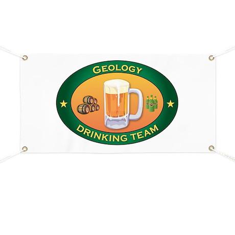 Geology Team Banner